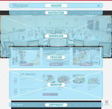 Joomla Theme/Template 46637 Main Page Screenshot