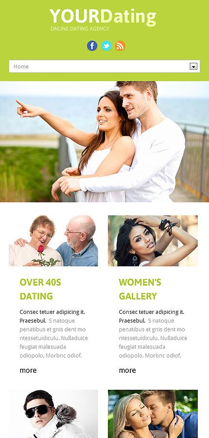 joomla 3 шаблон знакомств