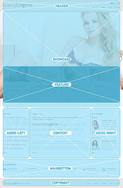 Joomla Theme/Template 46644 Main Page Screenshot