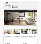 Furniture Flash CMS  Template 46657