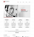 Flash CMS  Template 46665