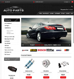 Cars ZenCart  Template 46688