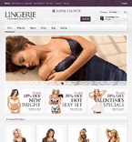 Fashion ZenCart  Template 46690