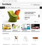 Furniture WooCommerce Template 46693