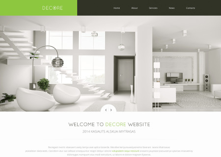 Home Decor Responsive