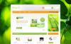 """Organic Cosmetics Store"" - адаптивний PrestaShop шаблон New Screenshots BIG"