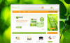 "PrestaShop Theme namens ""Responsive BIO Kosmetikshop "" New Screenshots BIG"