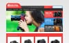 Responsive PrestaShop Thema over Videotheek  New Screenshots BIG