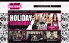 Reszponzív Alternative Clothing Store PrestaShop sablon New Screenshots BIG