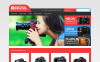 Tema de PrestaShop para Sitio de Tienda de Video New Screenshots BIG
