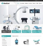 Medical ZenCart  Template 46702