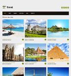 Travel Joomla  Template 46706