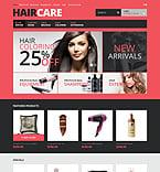 Beauty OpenCart  Template 46708