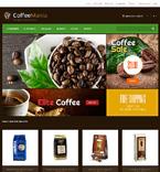 Cafe & Restaurant OpenCart  Template 46726