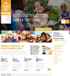 WordPress Template 46732