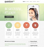 Moto CMS HTML  Template 46737