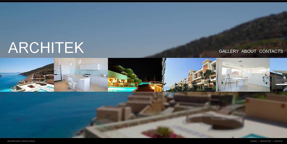 Szablon Moto CMS HTML #46748 na temat: firma budowlana New Screenshots BIG