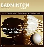Sport Facebook HTML CMS  Template 46757