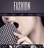 Fashion Facebook HTML CMS  Template 46768