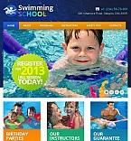 Sport Facebook HTML CMS  Template 46776