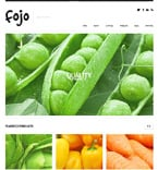 Agriculture WordPress Template 46782