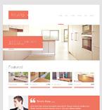 Real Estate WordPress Template 46790