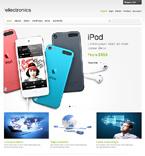 Electronics WooCommerce Template 46797