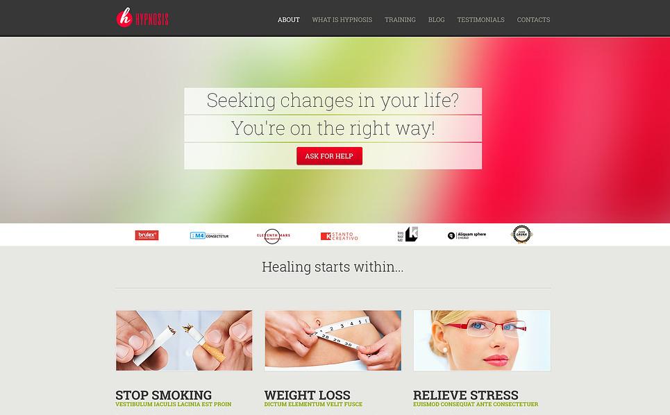 Tema WordPress Flexível para Sites de Família №46733 New Screenshots BIG