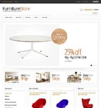 Furniture VirtueMart  Template 46817