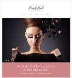 Beauty Joomla  Template 46831