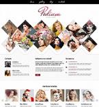 Fashion Joomla  Template 46832