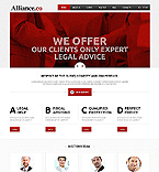 Law Joomla  Template 46836