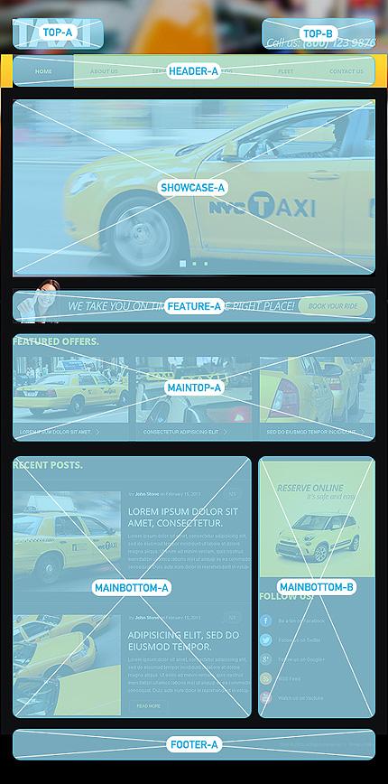 Joomla Theme/Template 46839 Main Page Screenshot