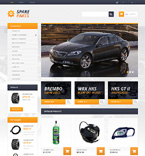 Cars PrestaShop Template 46851