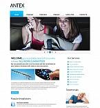 Communications Moto CMS HTML  Template 46860