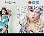 Art & Photography Moto CMS HTML  Template 46863
