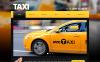 Адаптивный Joomla шаблон №46839 на тему такси New Screenshots BIG