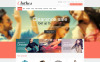 Responsive Clothes Store Magento Theme New Screenshots BIG