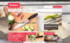 Szablon OpenCart #46855 na temat: sprzęt gospodarstwa domowego New Screenshots BIG