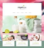 Beauty Joomla  Template 46901