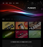 Web design WordPress Template 46903