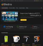 Electronics OpenCart  Template 46914