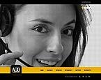 Communications Moto CMS HTML  Template 46934