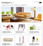 Furniture PrestaShop Template 46975
