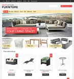 Furniture OpenCart  Template 46977