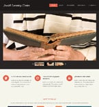 Religious Website  Template 46979