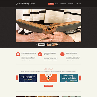 Religious Web Templates Website Templates Page 3