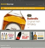 Food & Drink OpenCart  Template 46981