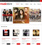 Music WooCommerce Template 46986