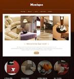 Hotels Website  Template 46998